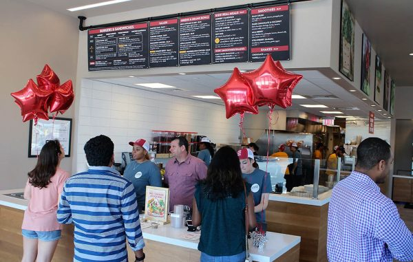 B.Good opened its first Virginia location in Short Pump in late April. (J. Elias O'Neal)