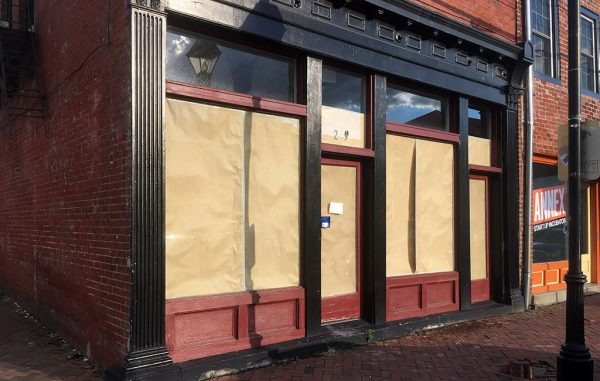 Clang Coffee will open in coming months at 29 N. 17th St. (J. Elias O'Neal)
