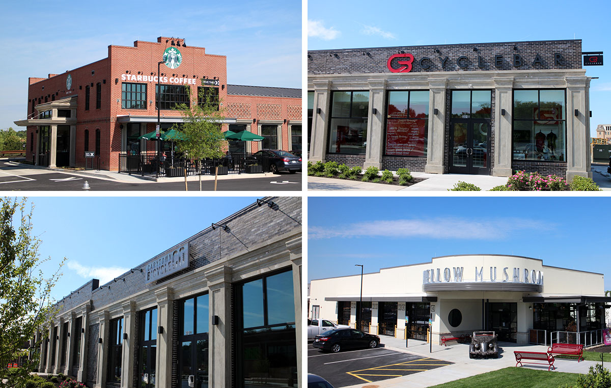 Shops And Restaurants Get Green Light At Short Pump Development