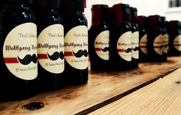 Wolfgang Beard Co. makes balms, oils, shampoos and other facial hair-friendly products. (Wolfgang Beard)