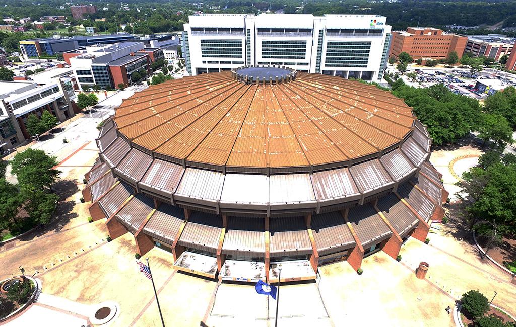 Race Is On To Redevelop Aging Richmond Coliseum Richmond Bizsense