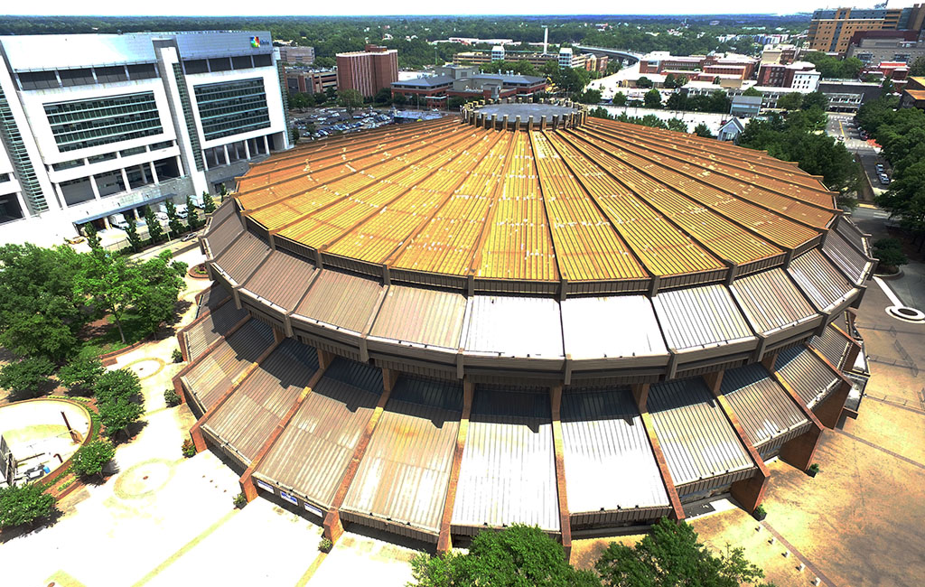 Sources New Arena In The Works To Replace Coliseum Richmond Bizsense