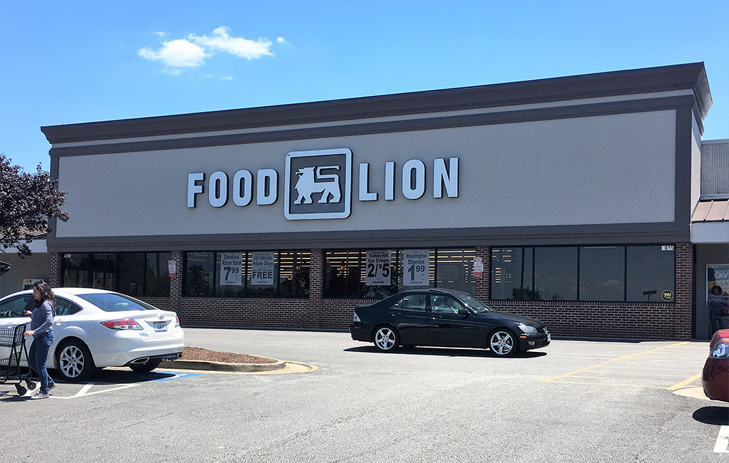 New Grand Mart Will Replace The Food Lion At West Broad Commons Ping Center