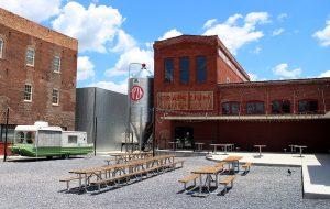 trapezium brewery