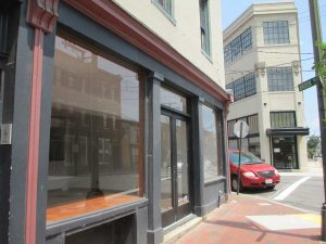 The Adams Street space won't sit vacant for long.