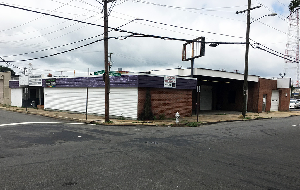 Restaurant Office Space Planned For Old Scotts Addition Auto Shop