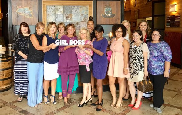 Girl Boss attendees at a recent gathering. (Submitted photo)