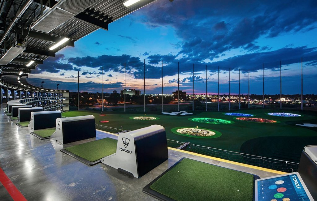 Topgolf thinking small with planned addition to Westwood