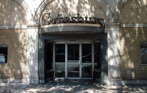 cokesbury entrance