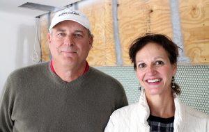 Steve and Kim Rosser