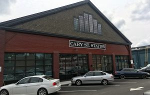 cary st station