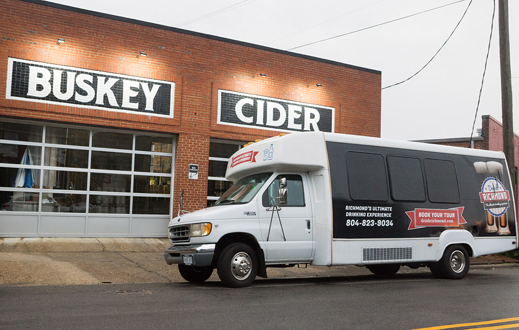 Brewery Bus Tour Richmond Va