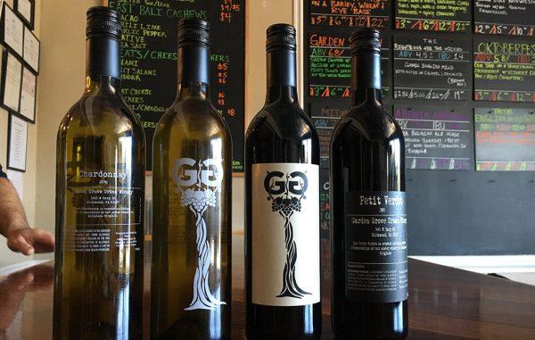 garden grove wines