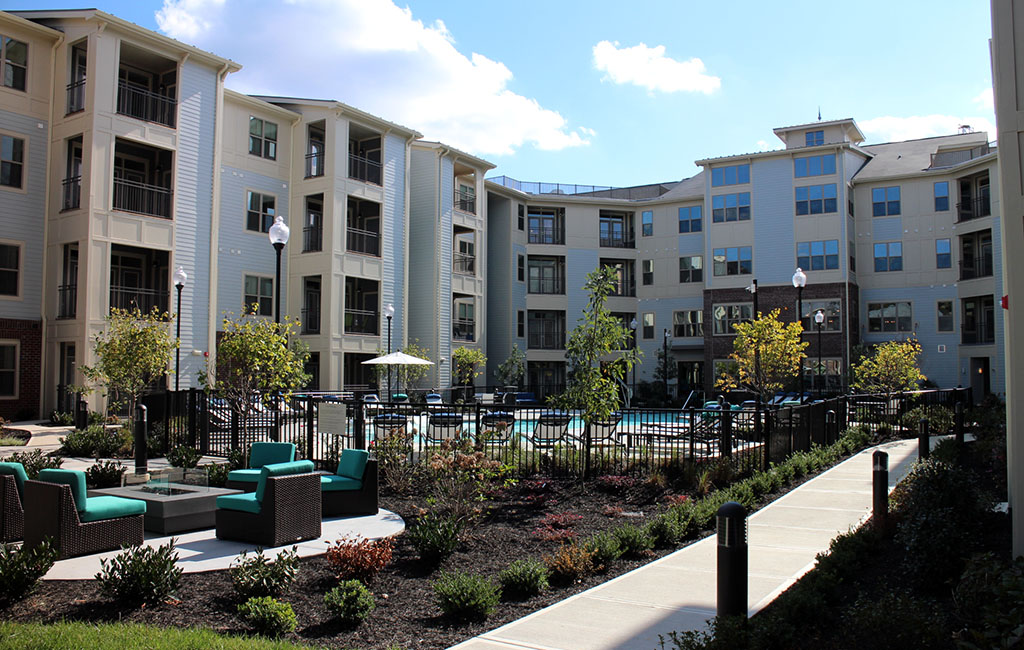 New Stony Point Apartment Complex Wrapping Up Richmond
