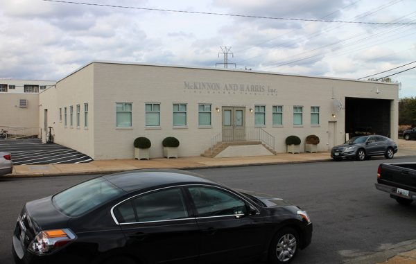 mckinnon harris building