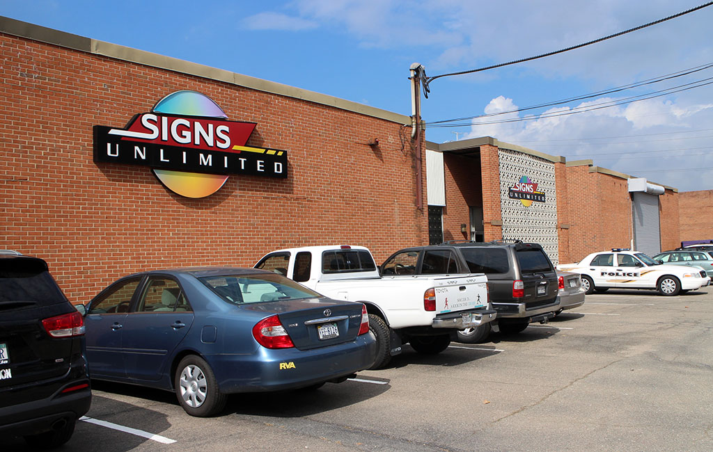 longtime local sign maker signs on with commercial printer