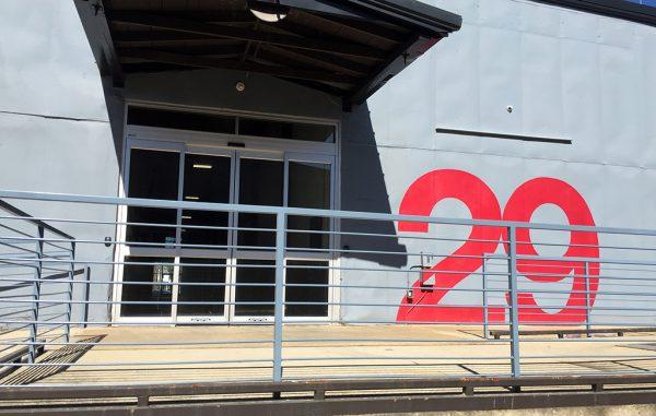 warehouse 29 entrance