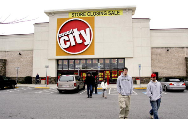 Circuit City Bankruptcy 9 Years And Counting