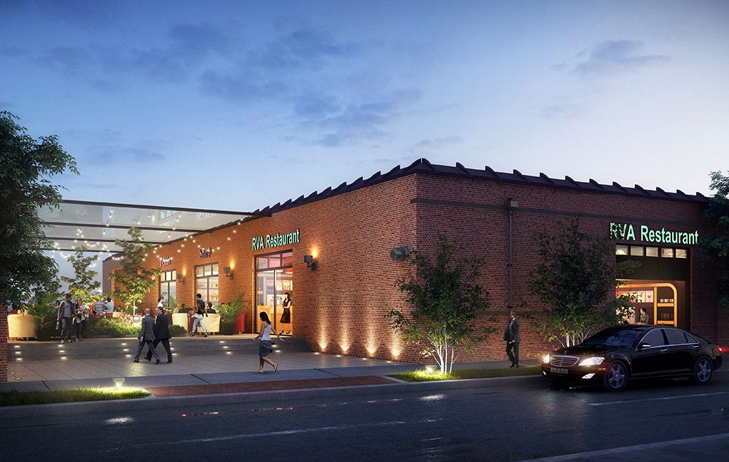 Scotts Addition Development Signs First Three Tenants Ahead Of Demo