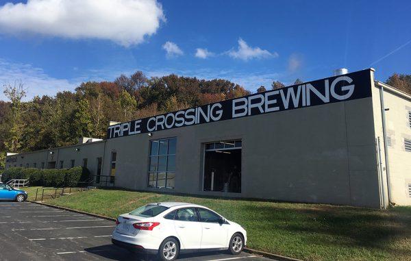 triple crossing building