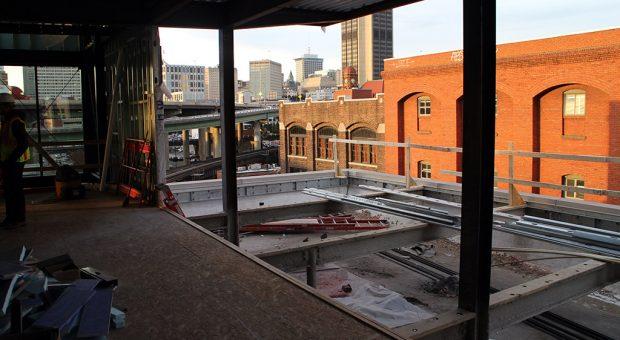 innovation center roof