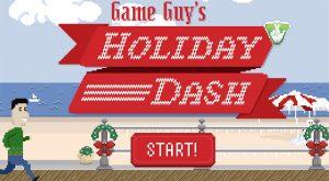 game guy holiday dash