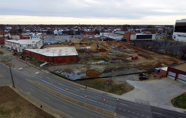 sauer center construction