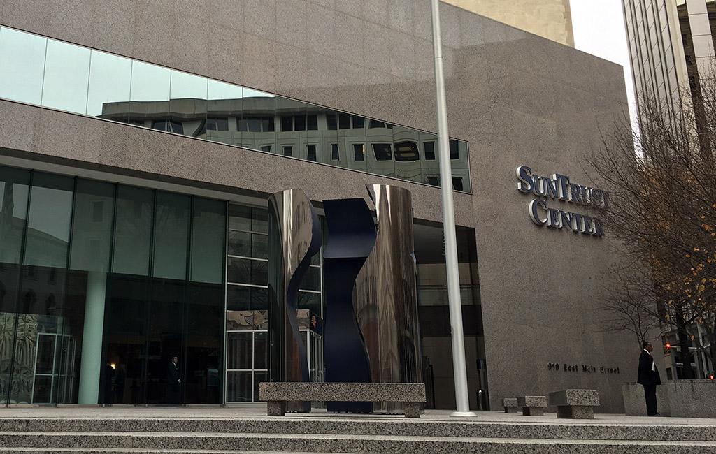 YMCA moving gym to downtown SunTrust Center - Richmond BizSense
