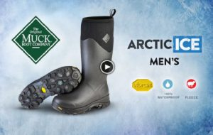 muck boot ad