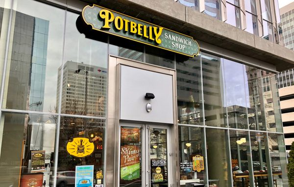 potbelly downtown