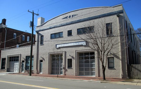 blileys garage building