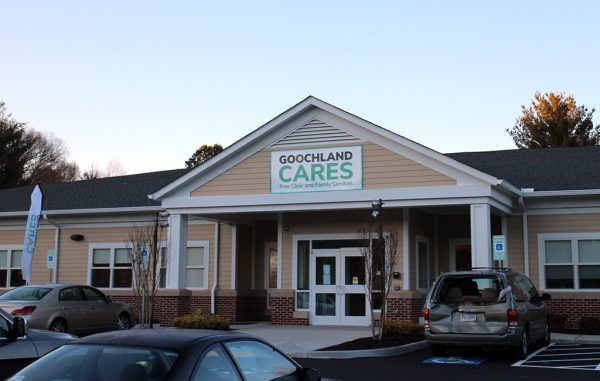 goochland cares building