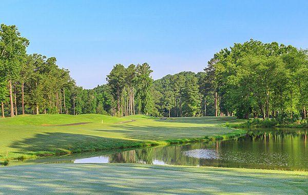 hanover golf course