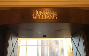hunton williams office
