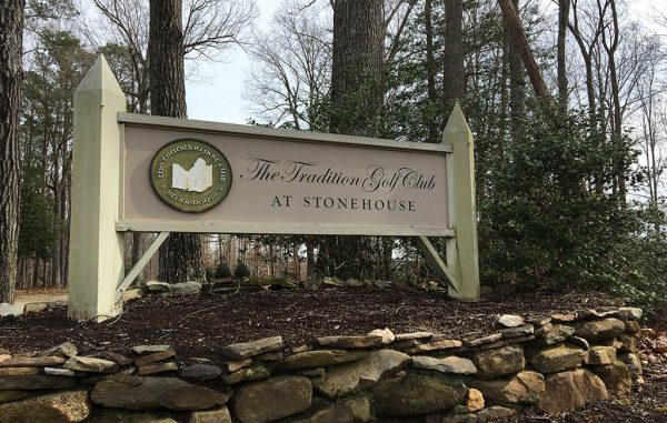stonehouse sign