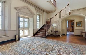 fairfield mansion foyer