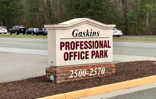 gaskins sign