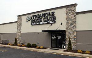 triangle rock club