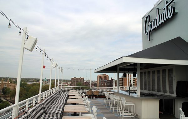 Graduate Hotel Opens City S Newest Rooftop Bar Richmond