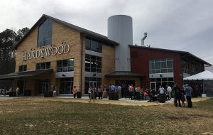 hardywood west creek