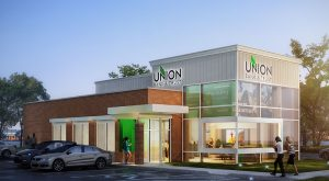union branch rendering