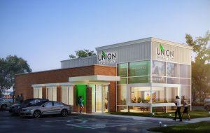 union branch rendering