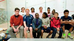 squash students