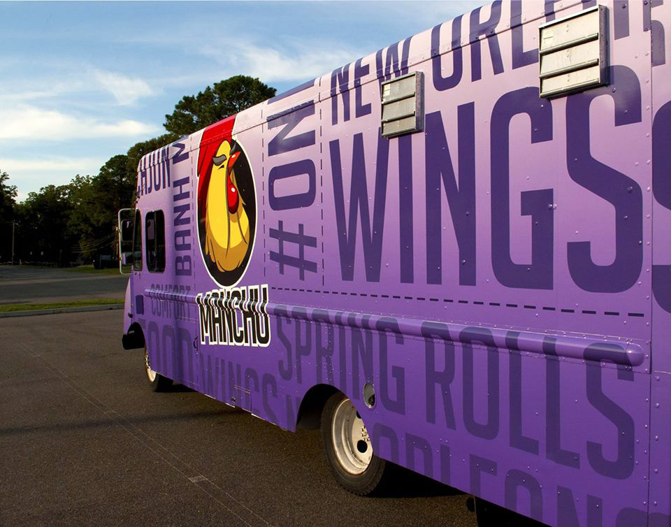 Born Out Of The Big Easy Food Truck Settles Down In Brookland Park