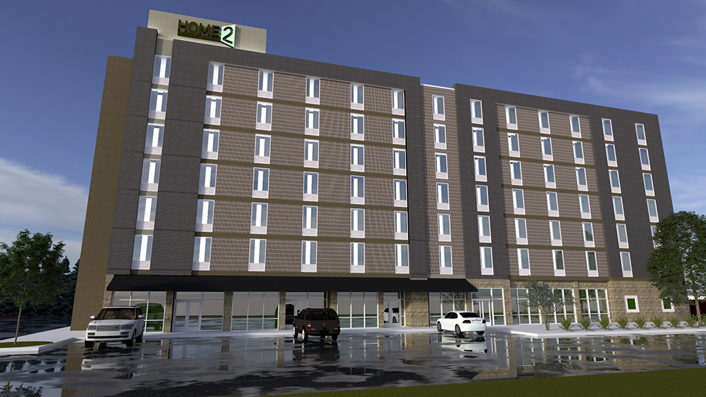 Shamin Hotels Reas Two New Local Projects