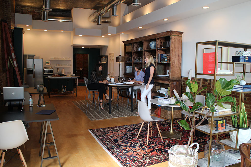 Interior design pr firms fill former jackson ward bakery richmond bizsense for Richmond interior design firms