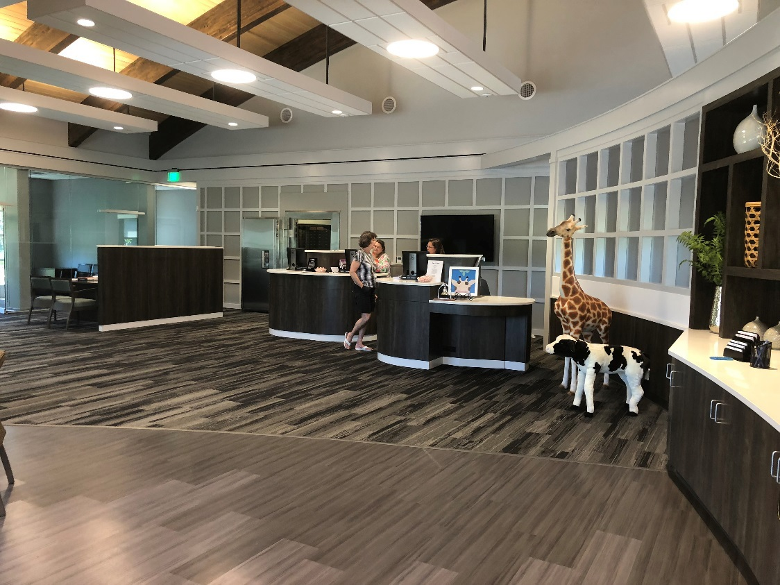Local bank opens new modern design branch in powhatan richmond