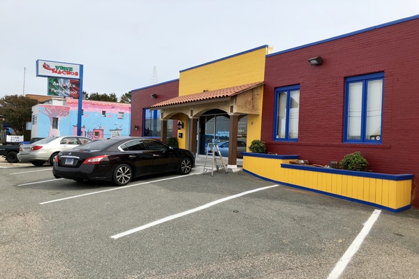 Westwood Area Greek Restaurant Flips Into A Mexican Joint