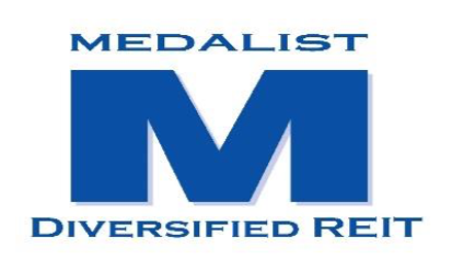 Medalist diversified reit ipo