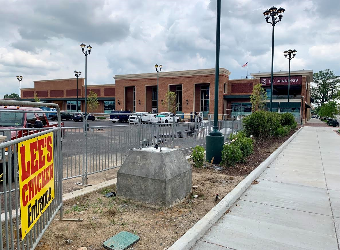 Sauer eyes new office building, 800-space parking deck near